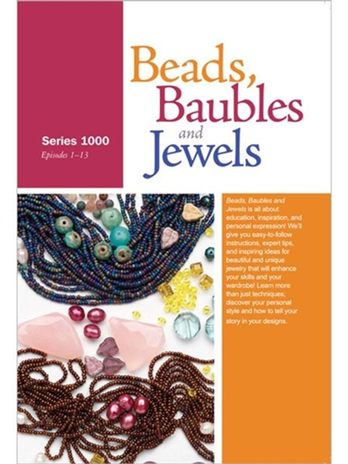 Beads, Baubles and Jewels, Series 1000 with Katrina Forte DVD