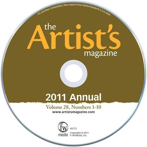 The Artist's Magazine 2011 Annual CD