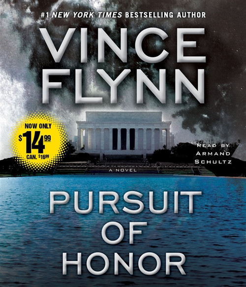 Pursuit of Honor - A Thriller by Vince Flynn Audiobook