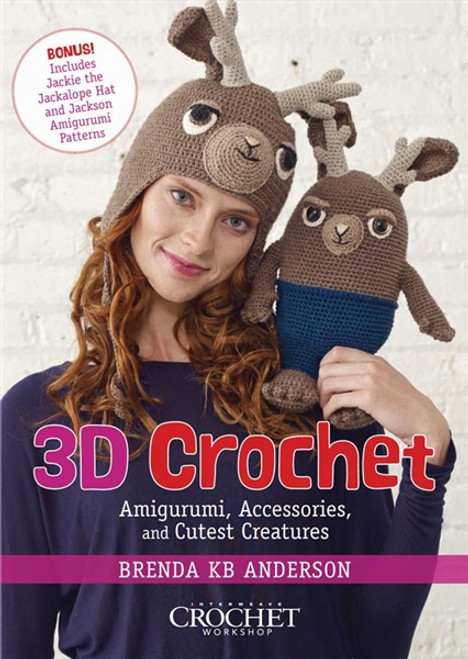 3D Crochet with Brenda KB Anderson DVD