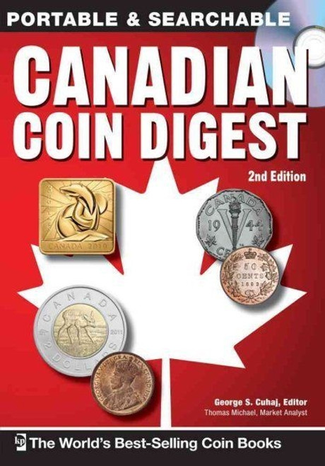 Canadian Coin Digest 2nd Edition George S. Cuhaj CD
