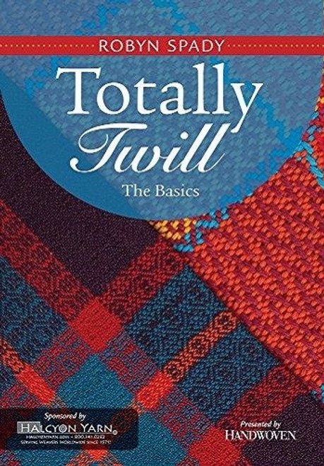 Totally Twill - The Basics with Robyn Spady DVD