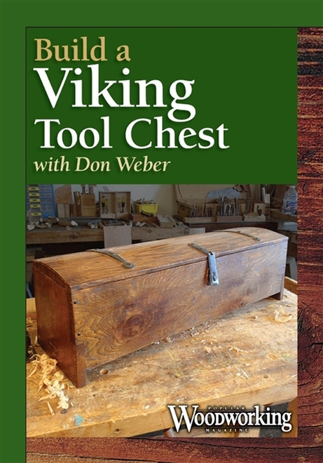 Build a Viking Tool Chest with Don Weber DVD - 9781440335792