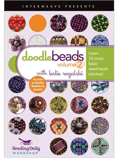 DoodleBeads Volume 2  with Leslie Rogalski DVD