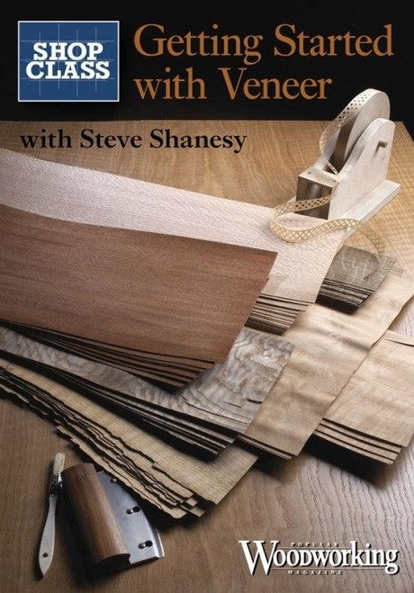 Getting Started With Veneer with Steve Shanesy DVD