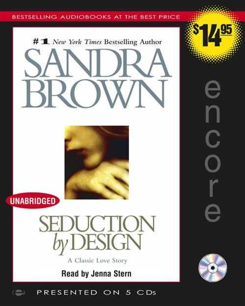 Seduction By Design by Sandra Brown Audiobook