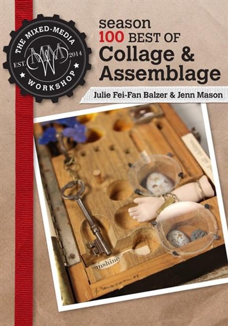 Best of Collage & Assemblage with Julie Fei-Fan Balzer & Jenn Mason DVD