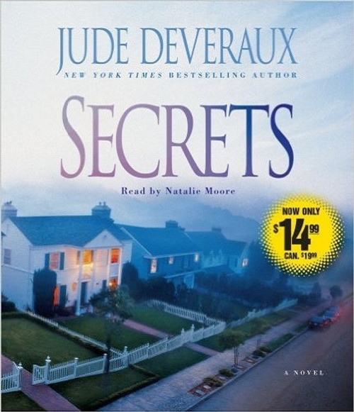 Secrets by Jude Deveraux  Audiobook