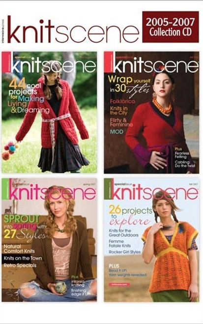 Knitscene 2005-2014 Ultimate Collection CD
