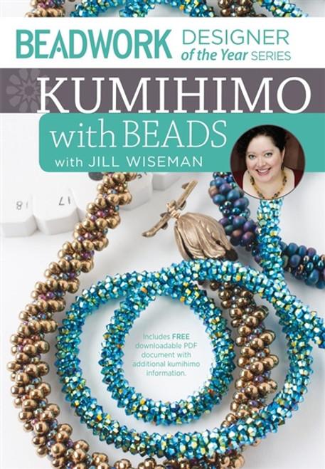 Kumihimo with Beads with Jill Wiseman DVD