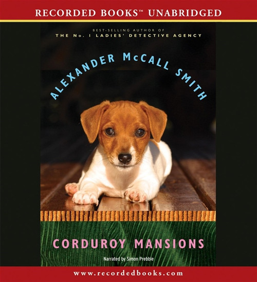 Corduroy Mansions by Alexander McCall Smith Audiobook
