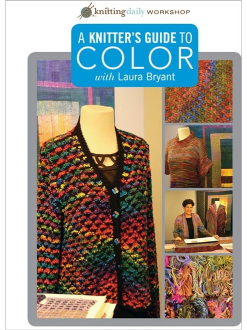 A Knitter's Guide to Color with Laura Bryant DVD