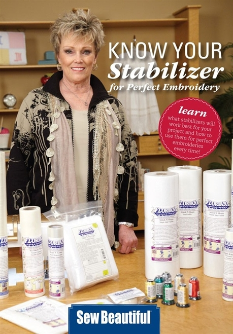 Know Your Stabilizer With Debbie Homer-Hofhines DVD