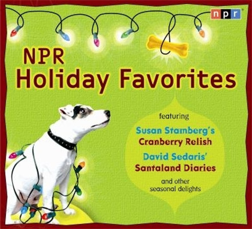 NPR Holiday Favorites by Susan Stamberg  Audiobook