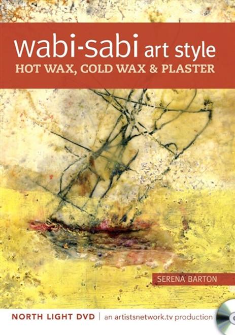 Wabi-Sabi Art Style with Serena Barton DVD