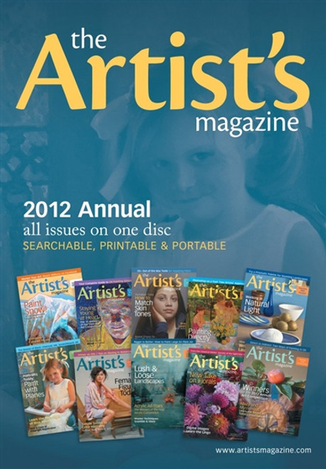 The Artist's Magazine 2012 Annual CD