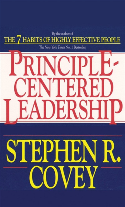 Principle-Centered Leadership by Stephen R. Covey Audiobook