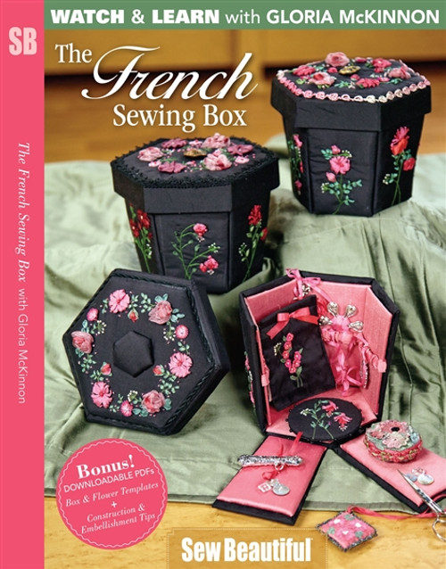 The French Sewing Box with Gloria McKinnon DVD