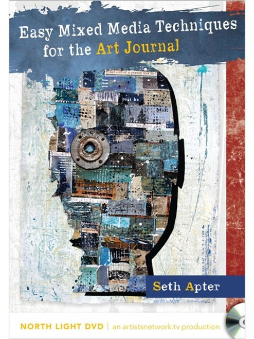 Easy Mixed Media Techniques for the Art Journal with Seth Apter DVD