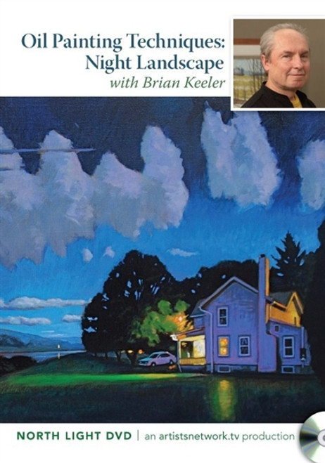 Oil Painting Techniques - Night Landscape with Brian Keeler DVD