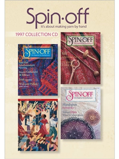 Spin-off Magazine 1997 Collection CD  4 Issues