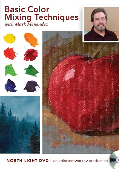 Basic Color Mixing Techniques with Mark Menendez DVD