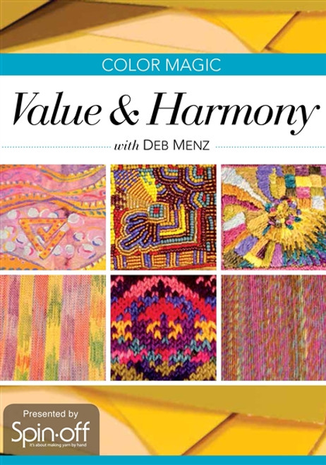 Color Magic - Value & Harmony with Deb Menz DVD