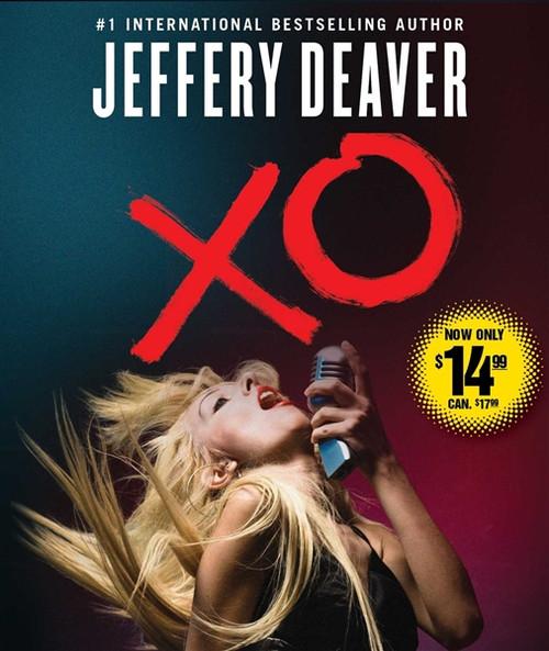 XO - A Kathryn Dance Novel by Jeffery Deaver Audiobook