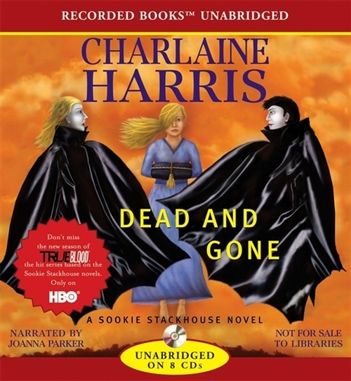Dead And Gone by Charlaine Harris Audiobook