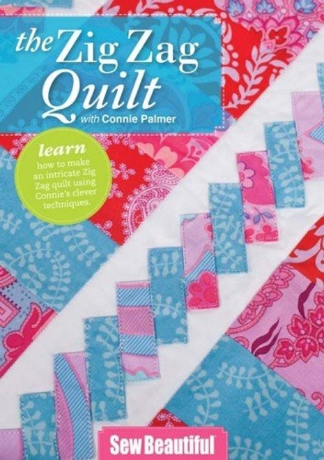 The Zig Zag Quilt With Connie Palmer DVD