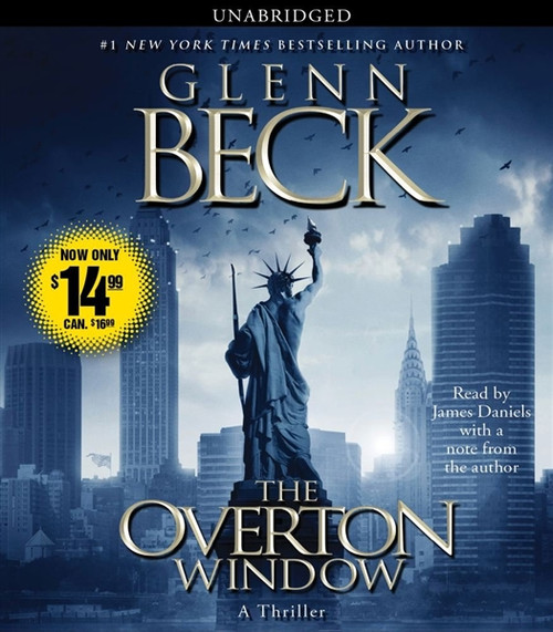 The Overton Window by Glenn Beck Audiobook