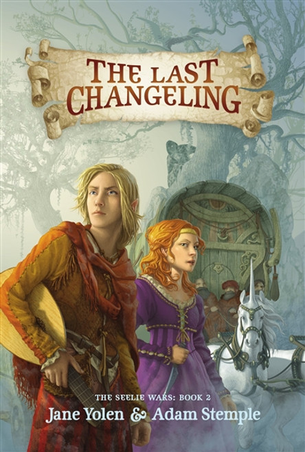 The Last Changeling by Jane Yolen
