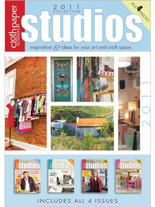Studios Magazine 2011 Collection CD 4 Issues
