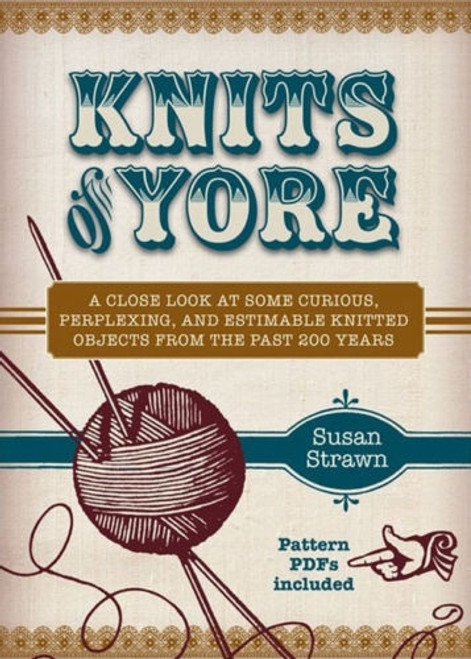 Knits of Yore with Susan Strawn DVD