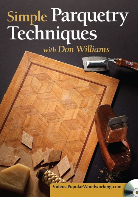 Simple Parquetry Techniques with Don Williams DVD