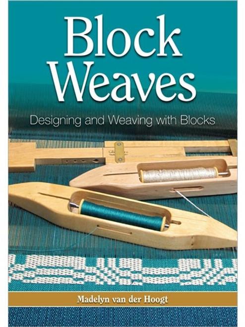 Block Weaves with Madelyn van der Hoogt DVD