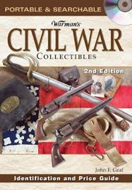 Warman's Civil War Collectibles Identification and Price Guide CD