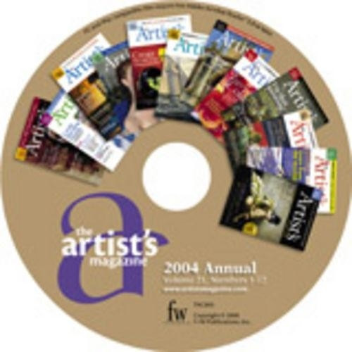 The Artist's Magazine 2004 Annual CD