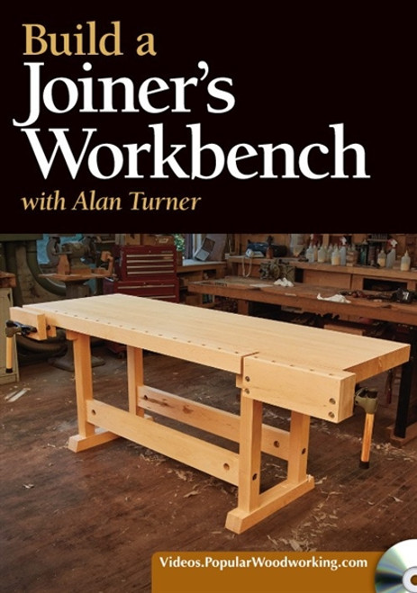 Build a Joiner's Workbench with Alan Turner DVD