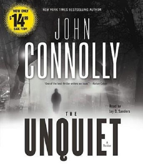 The Unquiet by John Connolly Audiobook