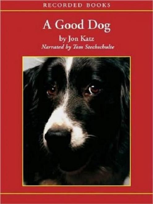 A Good Dog by Jon Katz Audiobook