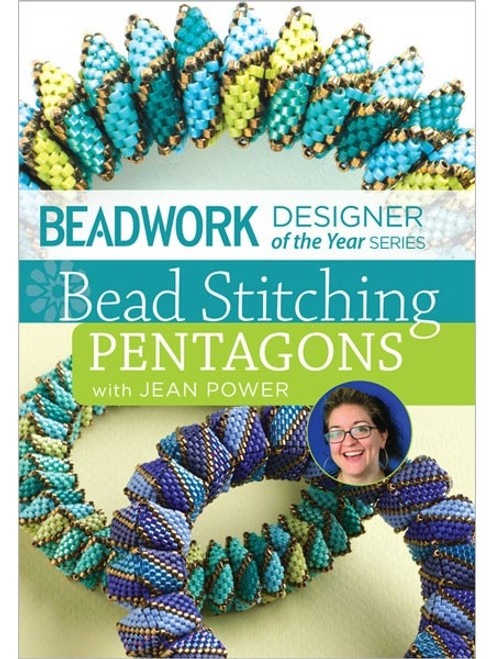 Bead Stitching Pentagons with Jean Power DVD