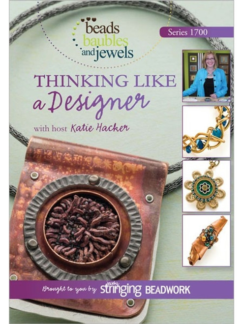 Thinking Like a Designer Series 1700 with Katie Hacker DVD