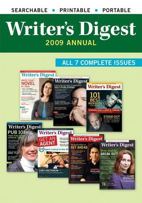 Writer's Digest 2009 Annual CD