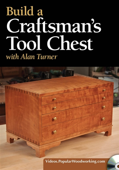 Build a Craftsman's Tool Chest with Alan Turner DVD