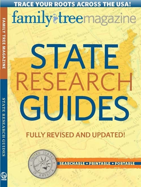 Family Tree Magazine State Research Guides CD 2nd Edition