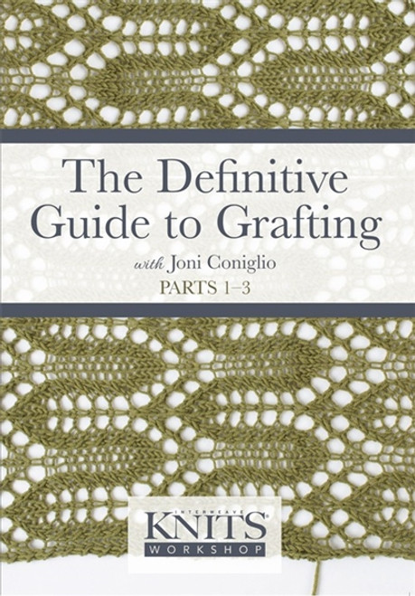The Definitive Guide to Grafting - Parts 1-3 with Joni Coniglio DVD