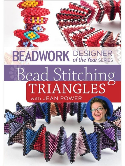 Bead Stitching Triangles with Jean Power DVD