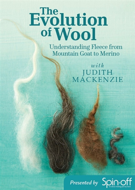 The Evolution of Wool with Judith MacKenzie DVD