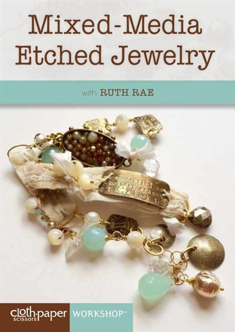 Mixed-Media Etched Jewelry with Ruth Rae DVD